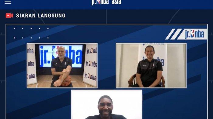 Program Jr NBA 2021 Hadirkan Bintang NBA dan WNBA untuk Latih Putra dan Putri Indonesia