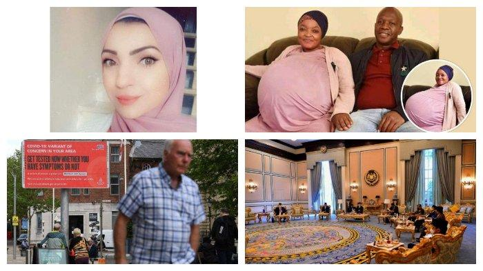 POPULER Internasional: Wanita Palestina Ditembak Mati | Raja Malaysia Serukan Kembalinya Parlemen