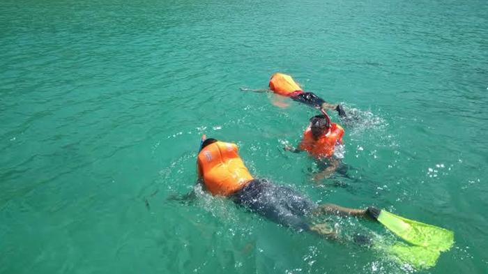Mau Snorkeling Tapi Repot