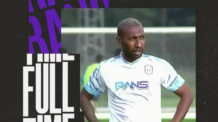Hasil Uji Coba Klub Liga 2: Patrich Wanggai Sumbang 1 Gol, RANS Cilegon FC Imbangi Fenerbahce U-19