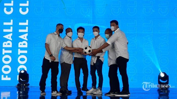 Daftar Lengkap 30 Pemain RANS Cilegon FC untuk Arungi Liga 2, El Loco Duet dengan Syamsir Alam