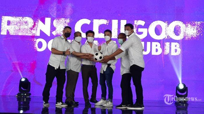 Wow! Rafi Ahmad Resmi Akuisisi Cilegon United FC, Janji Bangun Sekolah dan Lapangan