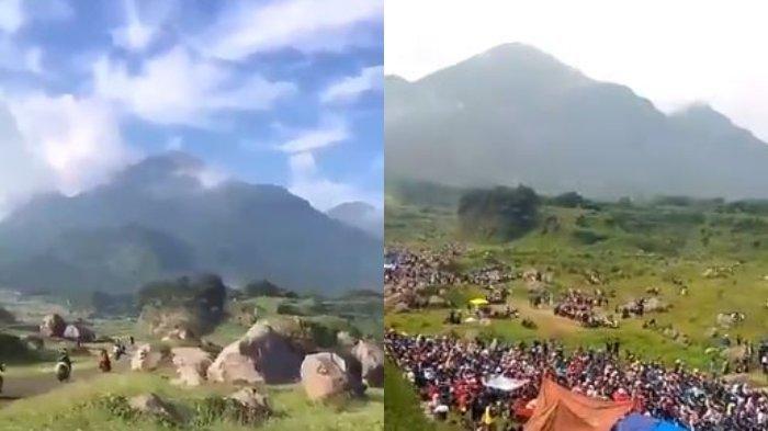 5 Tempat Wisata di Indonesia yang Rusak Setelah Viral di Medsos, di Antaranya Ranu Manduro