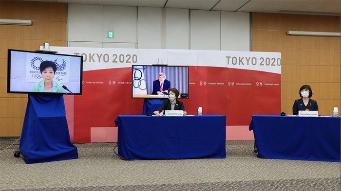 Panitia Penyelenggara dan Pemerintah Bahas Jumlah Penonton Upacara Pembukaan Olimpiade Jepang