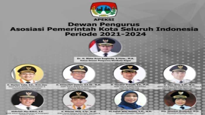 13 Wali Kota Kumpul di Kota Bogor, Ada Apa ?