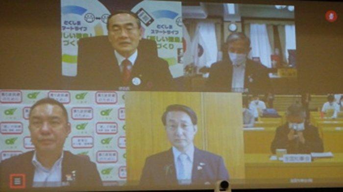 Para Gubernur se-Jepang Usulkan Lockdown