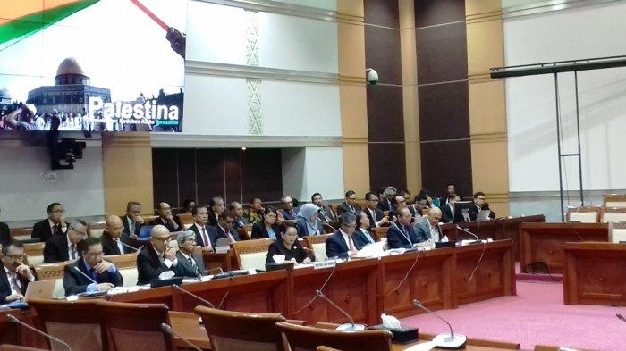 Di Hadapan Komisi I DPR RI, Menlu Retno Tegaskan Indonesia Akan Terus Perjuangkan Hak Palestina