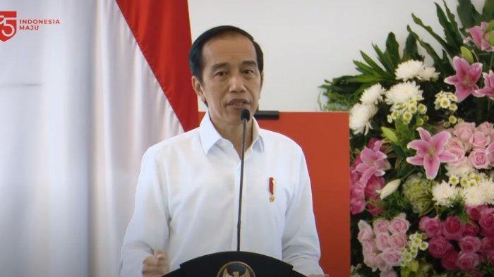 Dalam KLB Partai Gerindra, Jokowi Bicara soal Krisis Ekonomi, Singgung Depresi Besar Tahun 1930