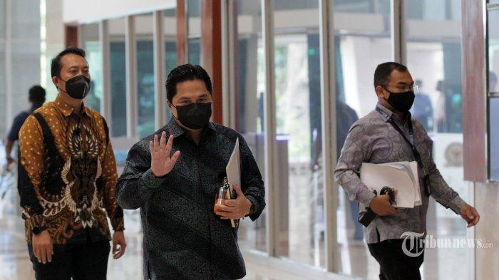 Bertambah, Gebrakan Erick Thohir Bersih-bersih BUMN Selama Jadi Menteri Jokowi