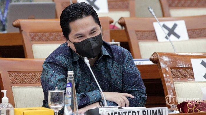 Erick Thohir Larang Pegawai BUMN ke Luar Kota Saat Long Weekend, Ada Sanksinya?