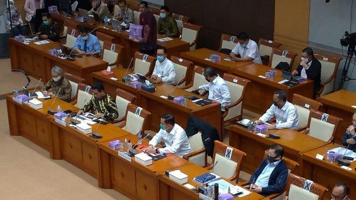 Komisi VIII DPR Undang 6 Menteri Bahas RUU Penanggulangan Bencana, yang Hadir Cuma 3 Menteri