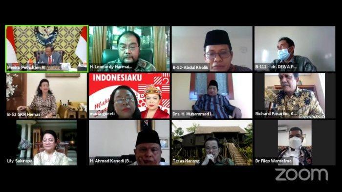 Komite I DPD RI: Pendekatan Kesejahteraan merupakan Solusi Permasalahan di Papua