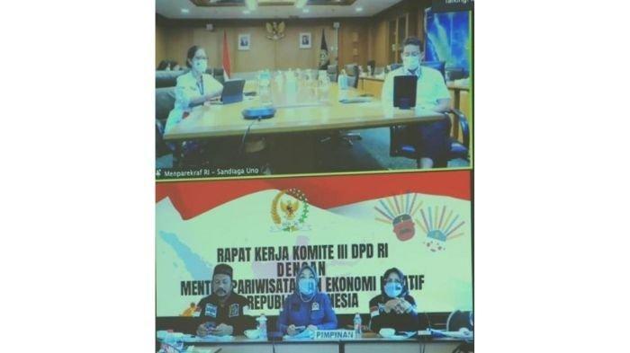 Komite III DPD RI Dorong Perluasan Jangkauan CHSE dan Revisi Aturan Dana Bagi Hasil