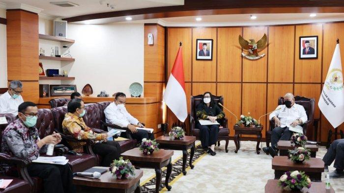 Pertemukan Kementerian dan Pemkot Surabaya, Ketua DPD RI: Satu Langkah Lagi Surat Ijo Tuntas