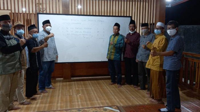 Rapat Panelis PCNU Jaktim Rekomendasikan Gus Jazil Calon Ketua PWNU DKI
