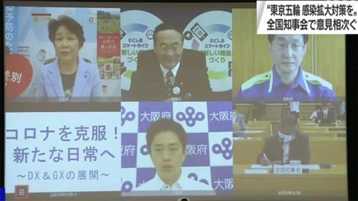 Tak Hanya Olimpiade dan Paralimpiade, Para Gubernur Jepang Ingin Pemerintah Perhatikan Liburan Obon