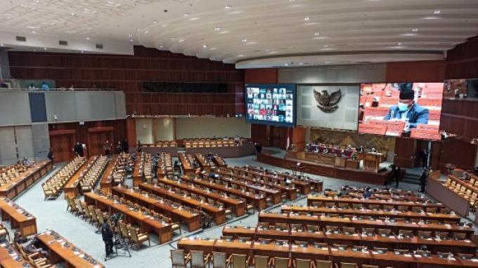 DPR Sebut Saat Ini Belum Perlu Pansus Dugaan Korupsi BPJS Ketenagakerjaan