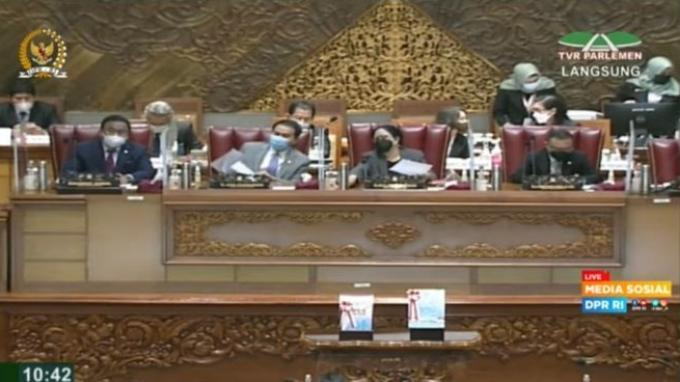 DPR Putuskan Kementerian Perindustrian Jadi Mitra Kerja Komisi VII