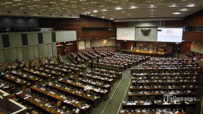 DPR Lantik Pengganti Sohibul Iman dan Tantowi Yahya