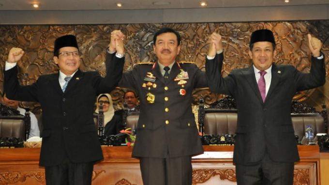 Usai Temani Duterte ke Tanah Abang, Jokowi Lantik Budi Gunawan jadi Kepala BIN
