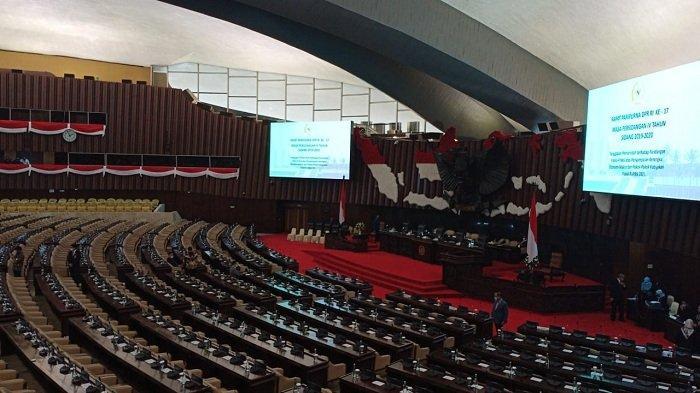 Revisi UU Kejaksaan Sah Jadi Usulan Inisiatif DPR