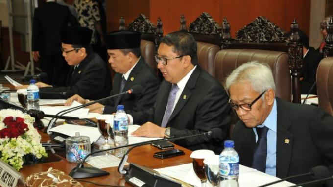 RUU Pertanggungjawaban APBN 2015 Disetujui DPR Untuk Dilanjutkan ke Tingkat Undang-Undang