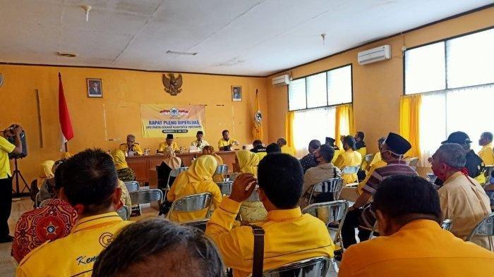 DPP Golkar Diminta Sikapi Kekalahan Kader di Pilkada Indramayu