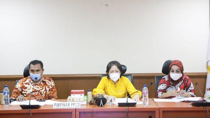 PPUU DPD RI Gelar Rapat Gabungan Bahas Usulan Prolegnas Prioritas 2021