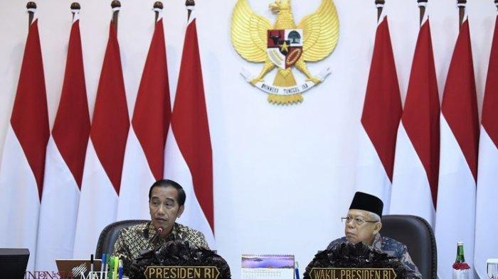 Bahas Kenaikan Iuran BPJS dalam Rapat Terbatas, Jokowi Berharap Tak Ada Gejolak Di Masyarakat