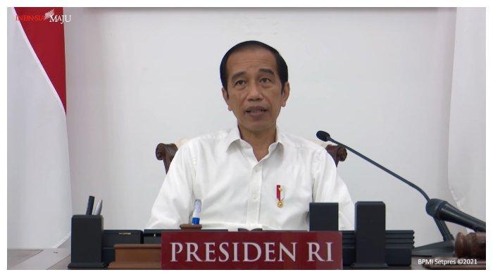 Jokowi Harap Kontribusi BUMN Atasi Lonjakan Kebutuhan Oksigen Bagi Penderita Covid-19