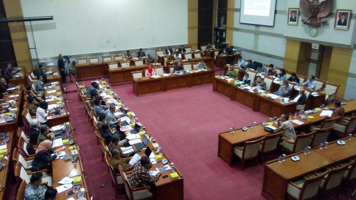 Pimpinan KPK Datangi DPR, Gelar Rapat dengan Komisi III