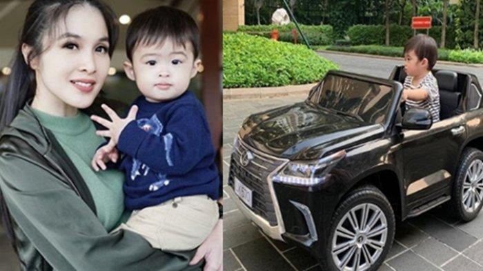 Mobil Mobilan Mewah Punya Raphael Moeis Putra Sandra Dewi Jadi Sorotan Berapa Harganya Tribunnews Com Mobile