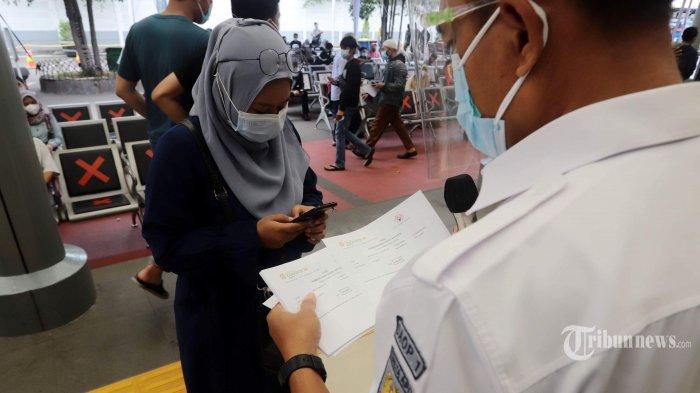 Arus Balik Libur Nataru Per 2 Januari: 9.617 Penumpang Tiba di Stasiun Gambir dan Pasar Senen