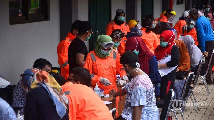 Rapid Test di Bekasi Dinilai Kurang Persiapan, Wali Kota: Itu Lagi Latihan