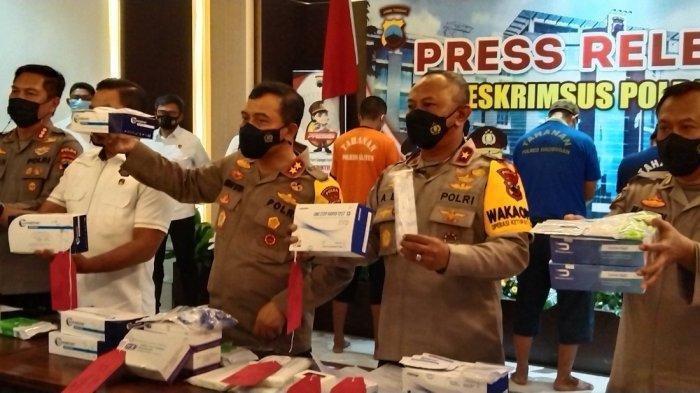 Rapid Test Antigen Ilegal Beredar di Semarang, Pelaku Raup Untung Rp 2,8 Miliar dalam 5 Bulan