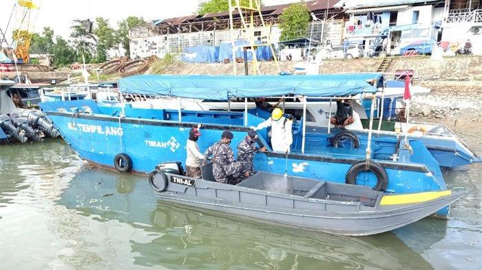 Rangkaian kegiatan rapid test massal di seluruh kapal isap di wilayah Babel yang berlangsung sejak Senin (8/6/2020).