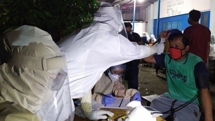 Pasar Kobong Semarang Resmi Ditutup Setelah 21 Orang Terkonfirmasi Terpapar Virus Corona