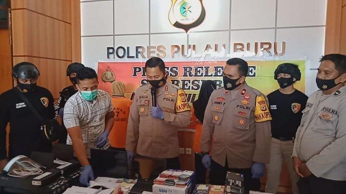 Tiga Warga Kabupaten Buru Maluku Terlibat Pemalsuan Surat Rapid Tes Antigen