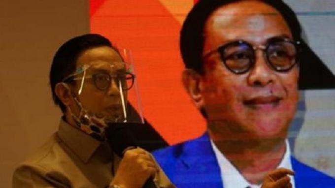 Rapsel Ali Disebut Layak Masuk Kabinet, Ini Menteri yang Disebut Akan Tersingkir, Pasar Dagdigdug