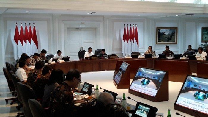 Bahas Otsus Presiden Minta Jajarannya Konsultasi dengan Tokoh Masyarakat Papua