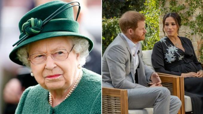 Wawancaranya Jadi Sorotan, Para Seleb Beri Dukungan pada Meghan-Harry, Istana Masih Bungkam