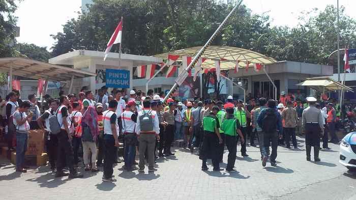 Serikat Pekerja Jakarta International Container Terminal Bantah Sabotase Perusahaan