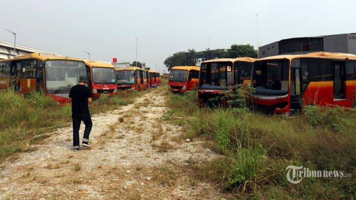 Respons Bupati Bogor Sikapi Ratusan Bus TransJakarta Terbengkalai di Wilayahnya