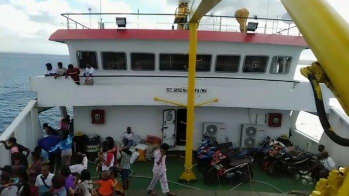 Ratusan Penumpang Dikarantina dalam Kapal, Satu Penumpang Dilaporkan Positif Corona