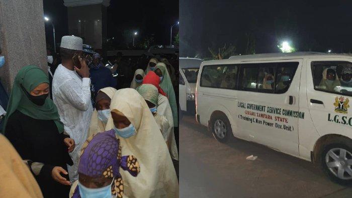 Ratusan Siswi Sekolah Menengah di Nigeria yang Diculik Kelompok Bersenjata Kini Dibebaskan