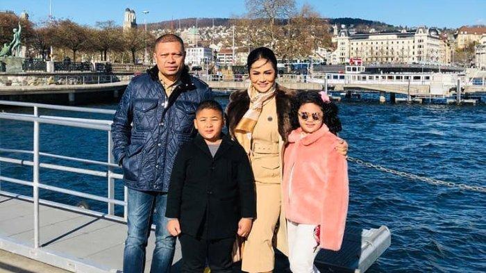 Raul Lemos beri klarifikasi terkait liburan keluarganya ke Eropa di tengah pandemi Corona.