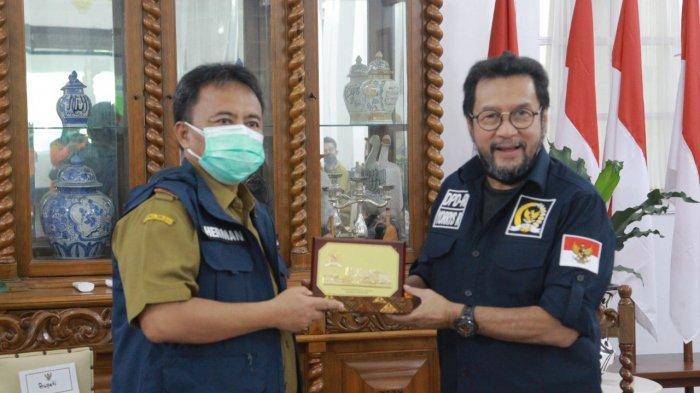 Rawan Bencana, Komite II DPD RI Serap Aspirasi di Sumedang