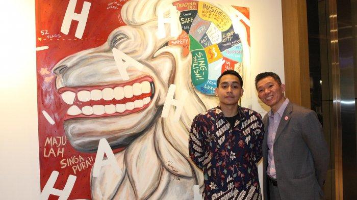 Pameran Seni Kontemporer Singapura dan Indonesia
