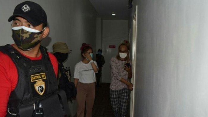 Razia Hotel di Serpong, Ada Pasangan Coba Sembunyi Hingga Pria Tua Mesum dengan Perempuan 22 Tahun