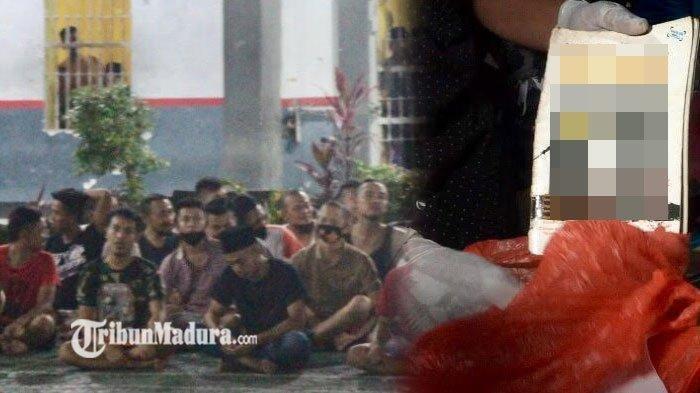 Razia di Lapas Lumajang, Petugas Temukan Buku Jihad